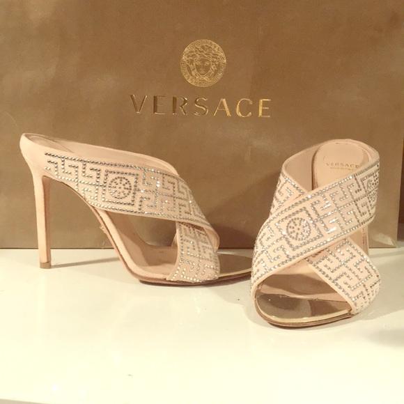 Versace Shoes - Versace ladies shoes